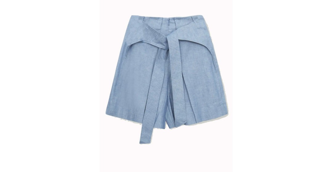 Short en jean Phillip Lim - 330€