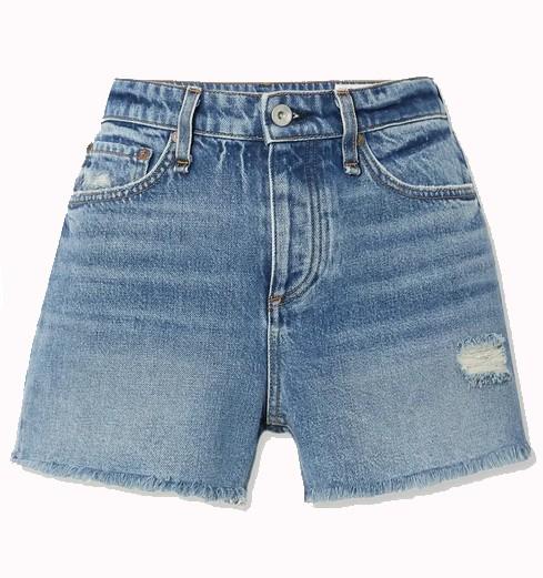 Short en jean Rag & Bone - 245€