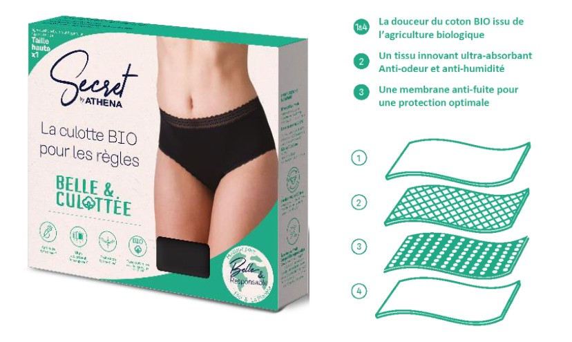 La culotte Secret by Athena