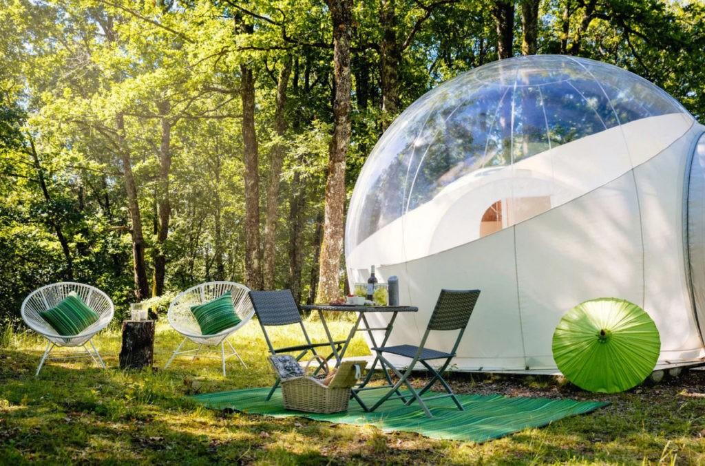 Dans les Sommen'bulles en Aveyron