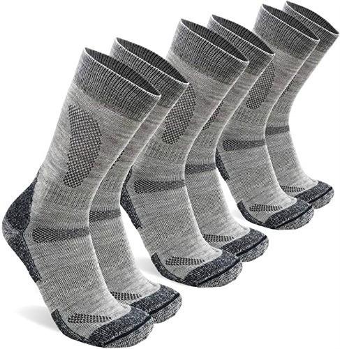 Chaussettes de randonnée en laine mérinos DANISH ENDURANCE
