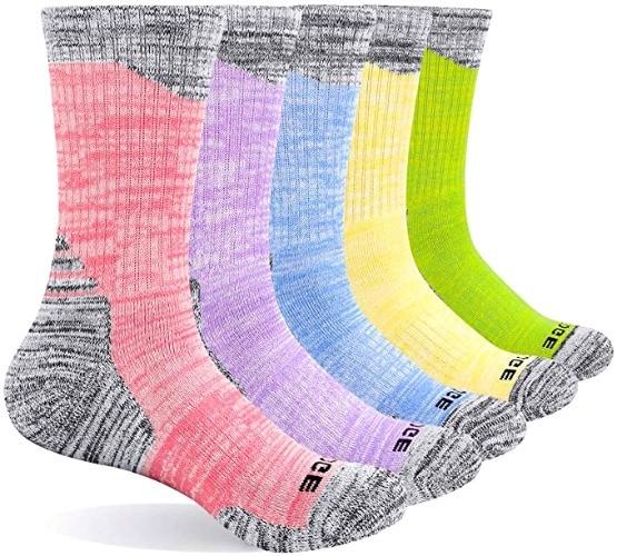 Chaussettes de randonnée YUEDGE Performance pour femmes