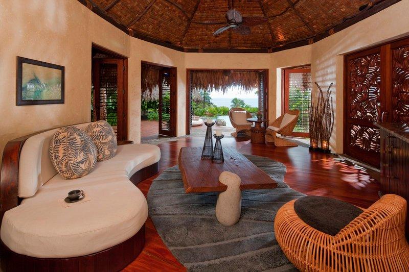 Salon villa Hilltop