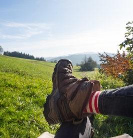 Les meilleures chaussettes pour randonner