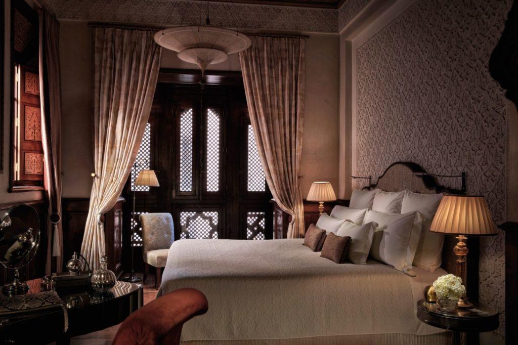 chambre royal mansour