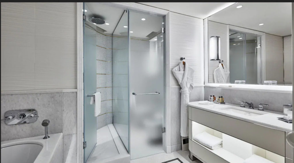 Salle de bain le Martinez