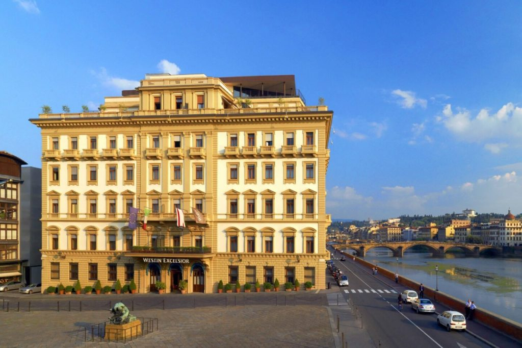 THE WESTIN EXCELSIOR, FLORENCE, ITALIE