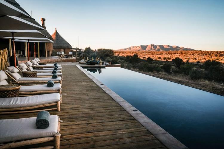 Hôtel Zannier Namibie