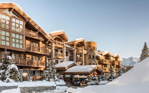 Oetker collection courchevel