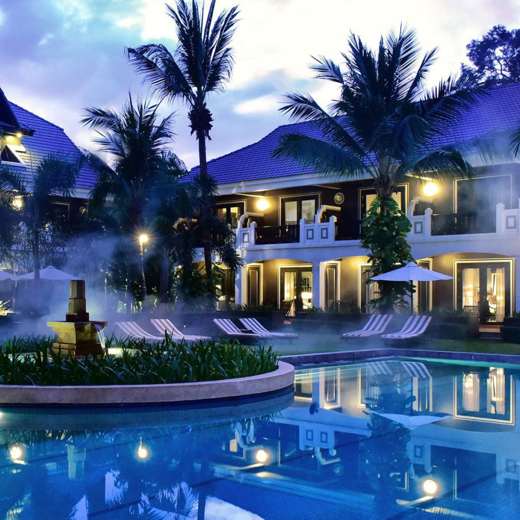 Le Shinta Mani hôtel
