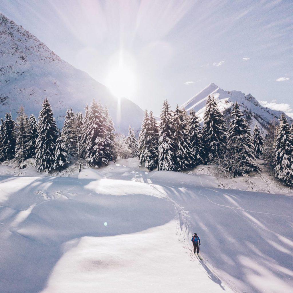 le ski de randonnée sera au programme au club Med