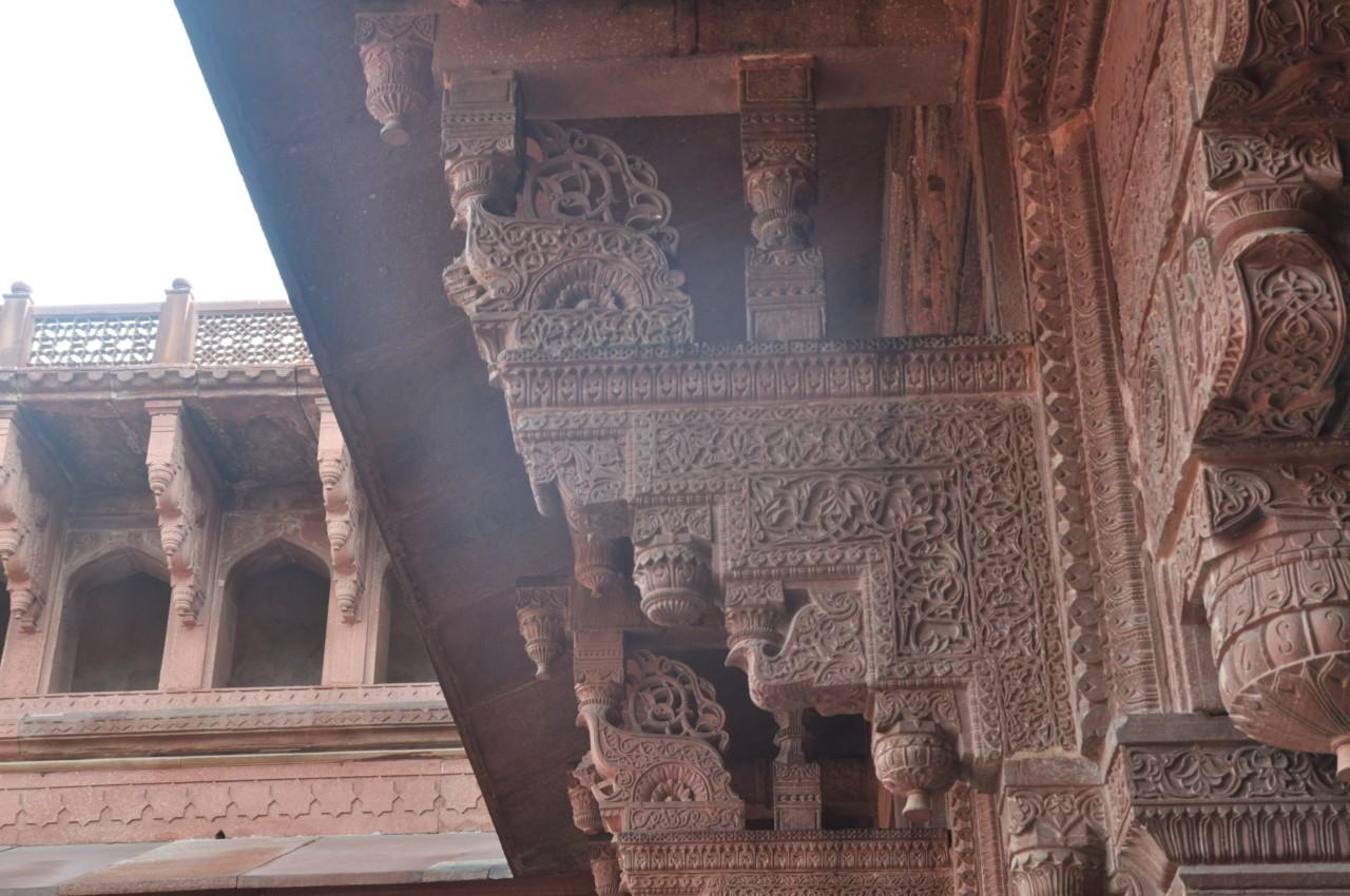 Découverte de l'art hindous