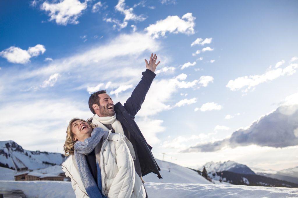 Partager des moments rares au ski avec le club Med