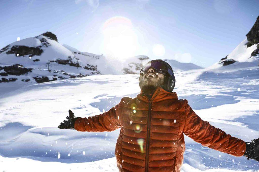 Les sports d'hiver avec le club med