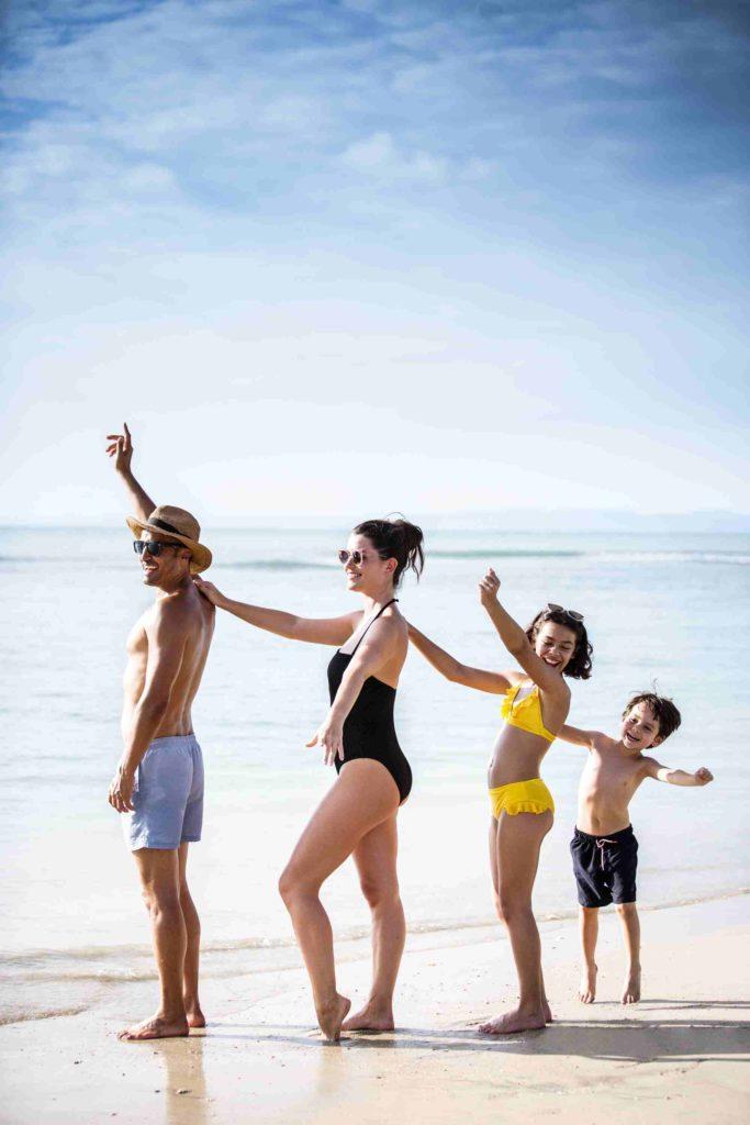 S'amuser en famille avec le Club Med