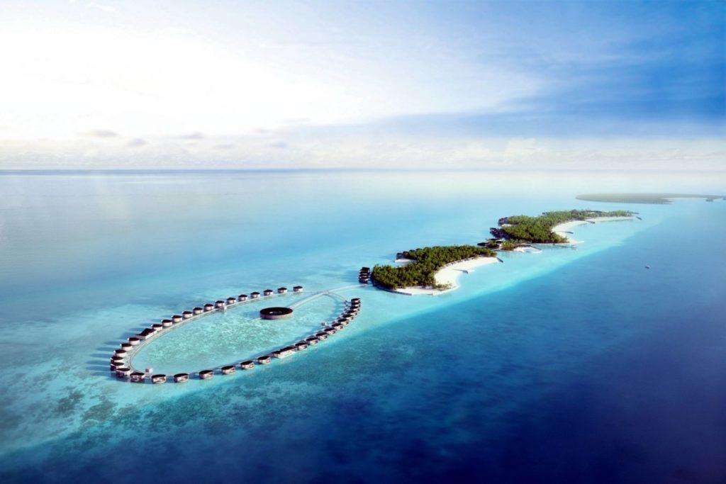 Le Ritz-Carlton Maldives Fari Islands ouvrira ses portes en 2021