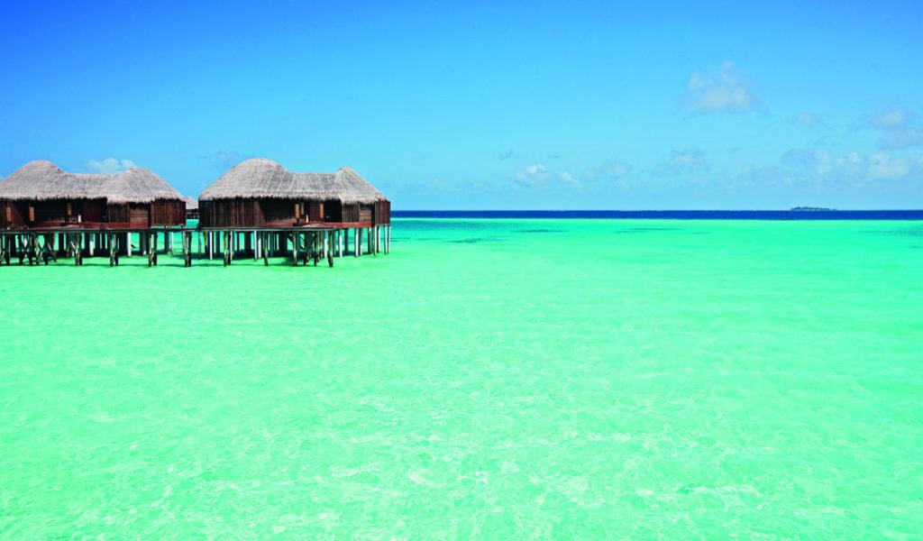 Constance Halaveli : les beach villas