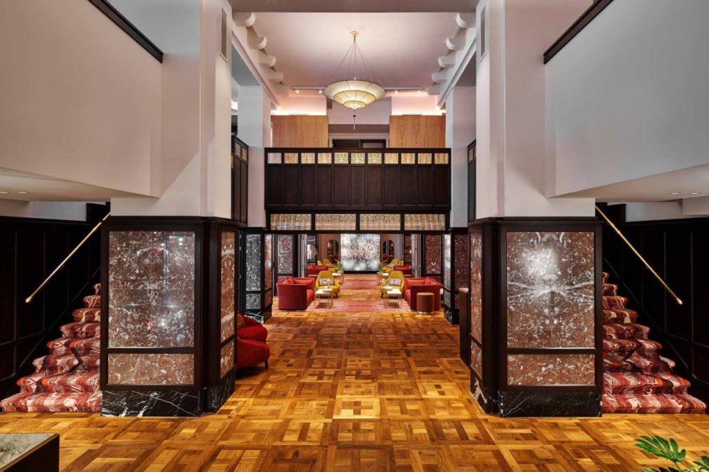 Hard Rock Hotel Amsterdam : le nouvel hôtel