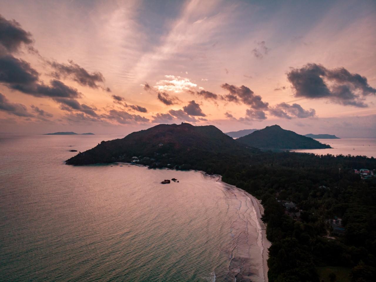 Les Seychelles Praslin