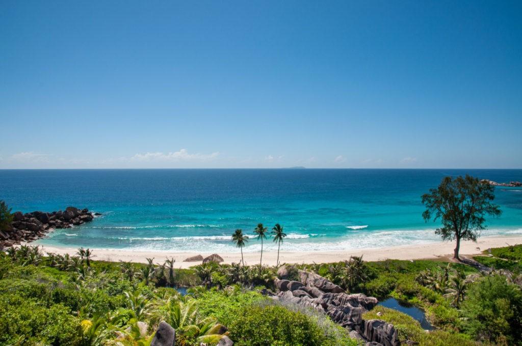 Grande Anse aux Seychelles