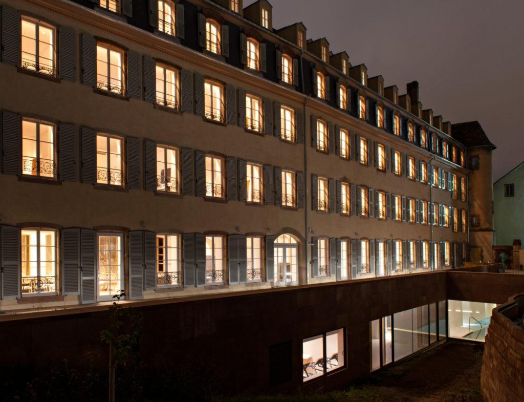 Hôtel des Haras à Strasbourg