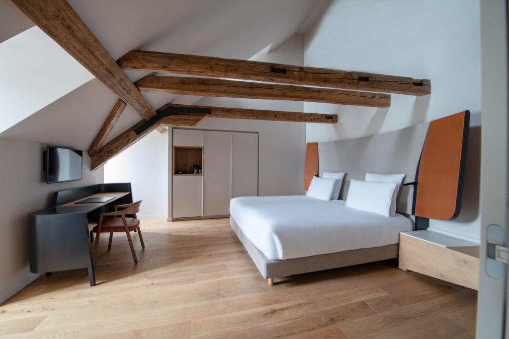 séjourner dans les chambres confortables