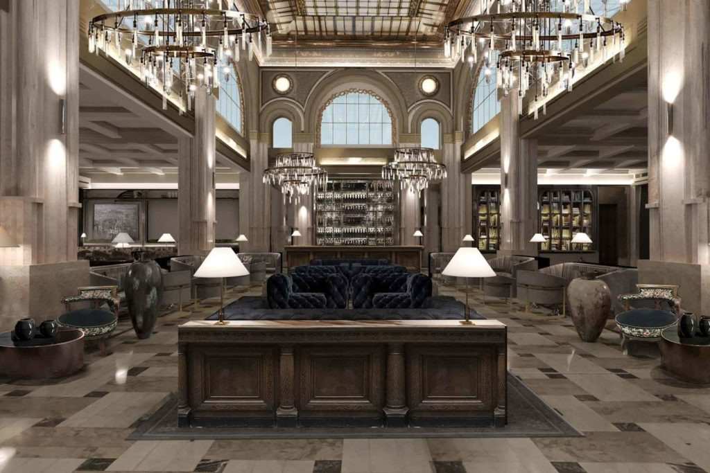 Le W. The Marmorosch Bucarest, Autograph Collection Hotel - 2e trimestre