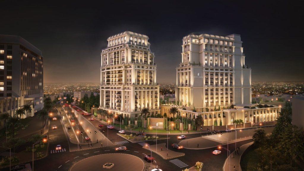 The Ritz-Carlton, Amman - 3e trimestre