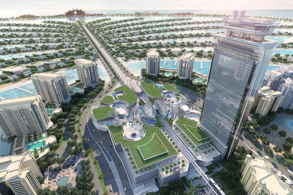 Le St. Regis Dubaï, The Palm - 3e trimestre