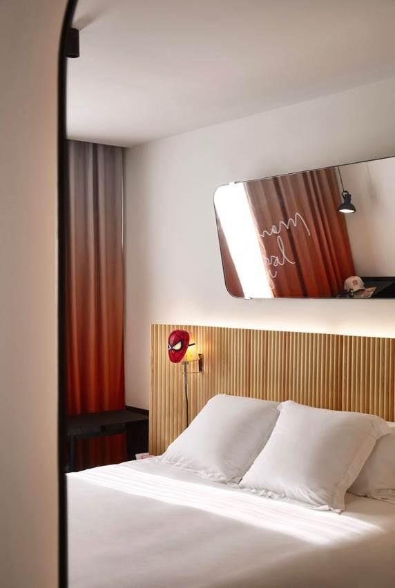 ouvertures d'hôtels : Mama Shelter Paris