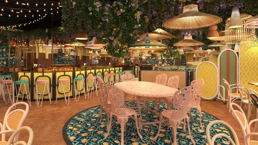 ouvertures d'hôtels : mamashelter -roma