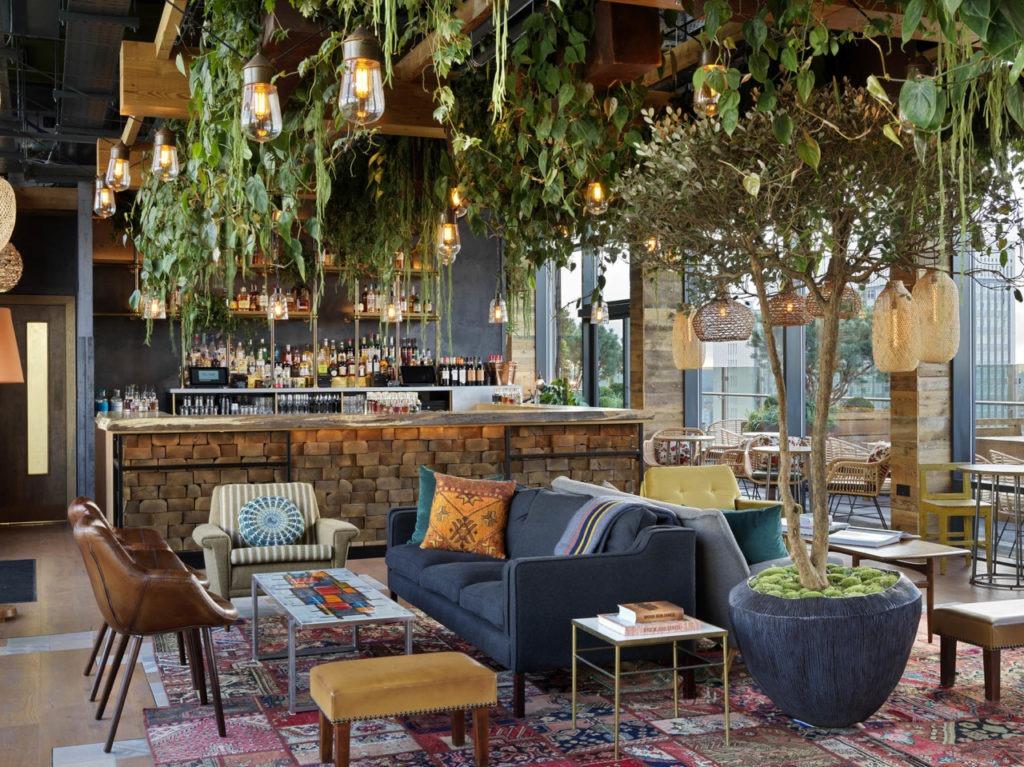 Le Treehouse hôtel à Londres