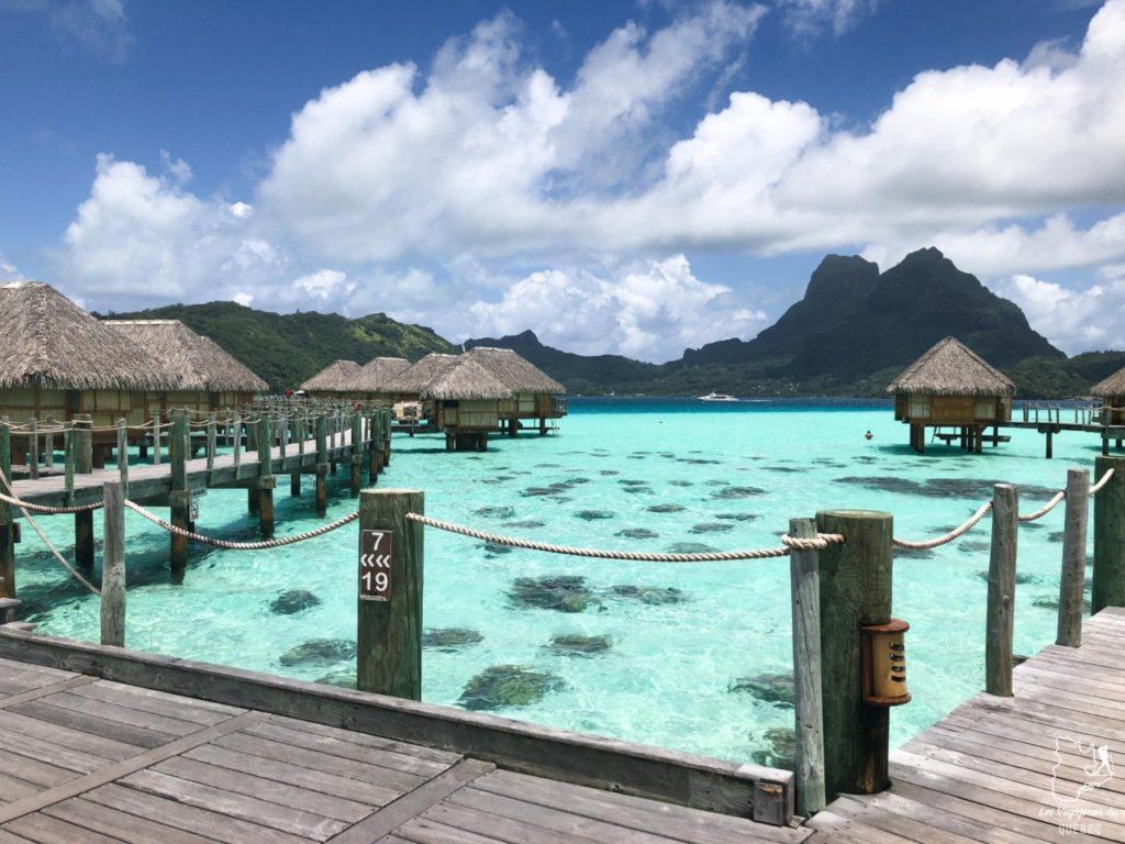 Resort de rêve à Bora Bora