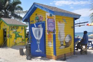 Cabanes plage Nassau