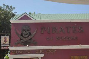 Musée des pirates Nassau