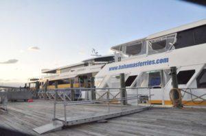Ferry îles Bahamas