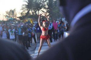 Danse carnaval
