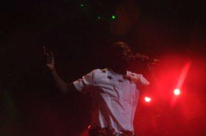 Wyclef en concert