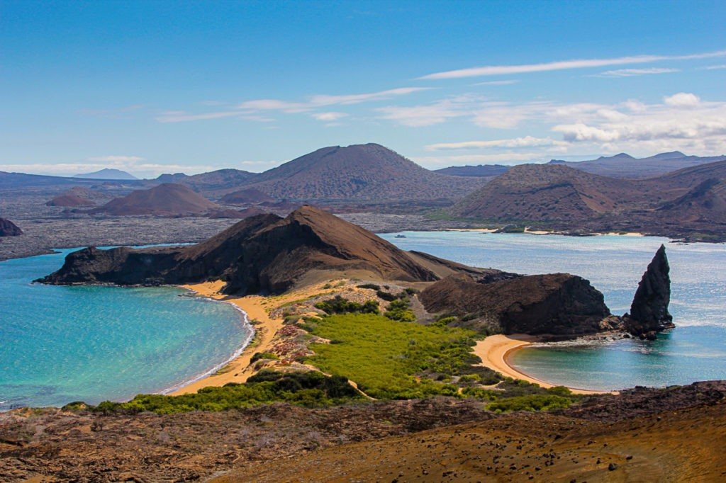Les îles Galapagos
