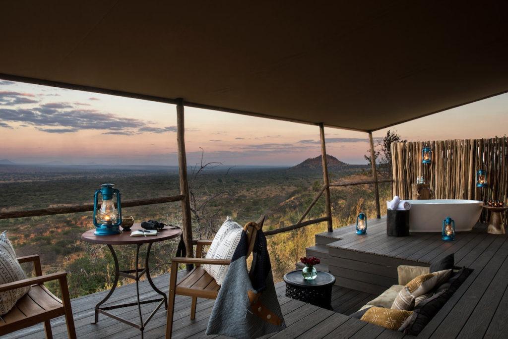 Lodge Tanzanie Ngorongoro