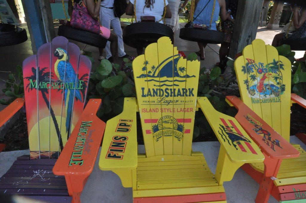 Chaise bar marina Nassau