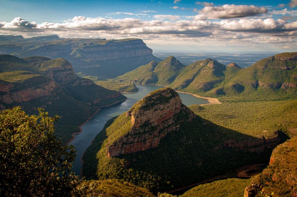 Dépaysement garanti à Blyde River Canyon