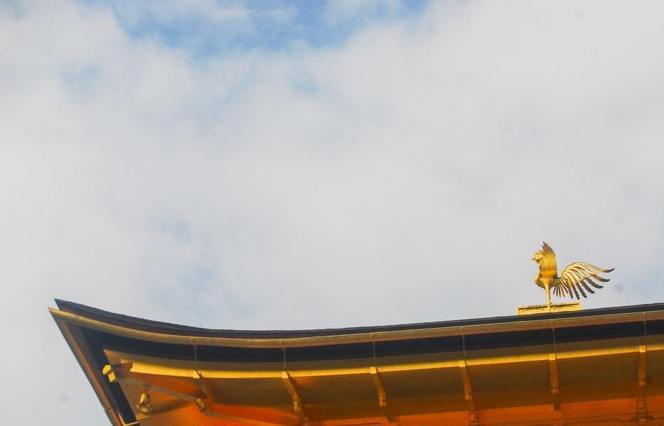 Les détails du temple d'or