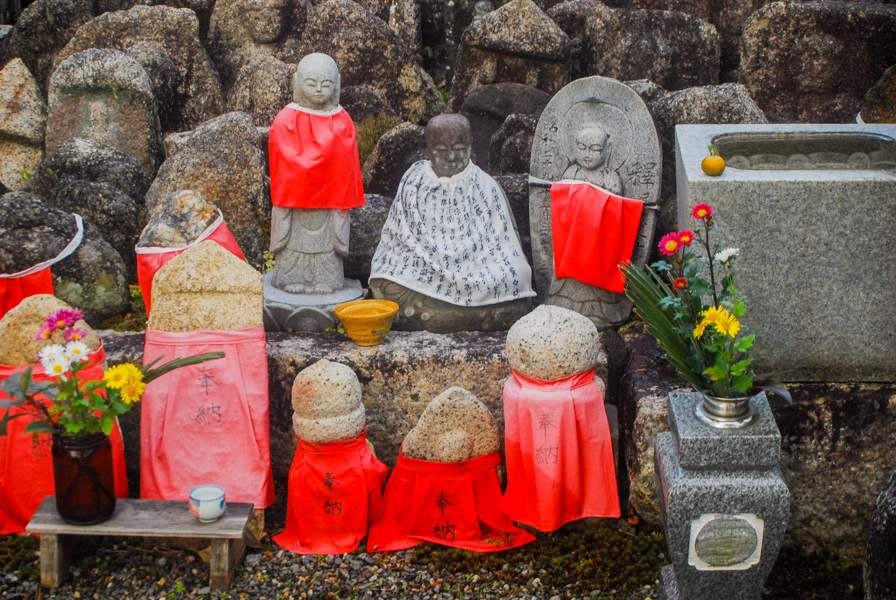 Sépulture japonaise
