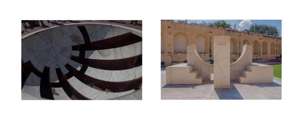 Jaipur Inde astronomie