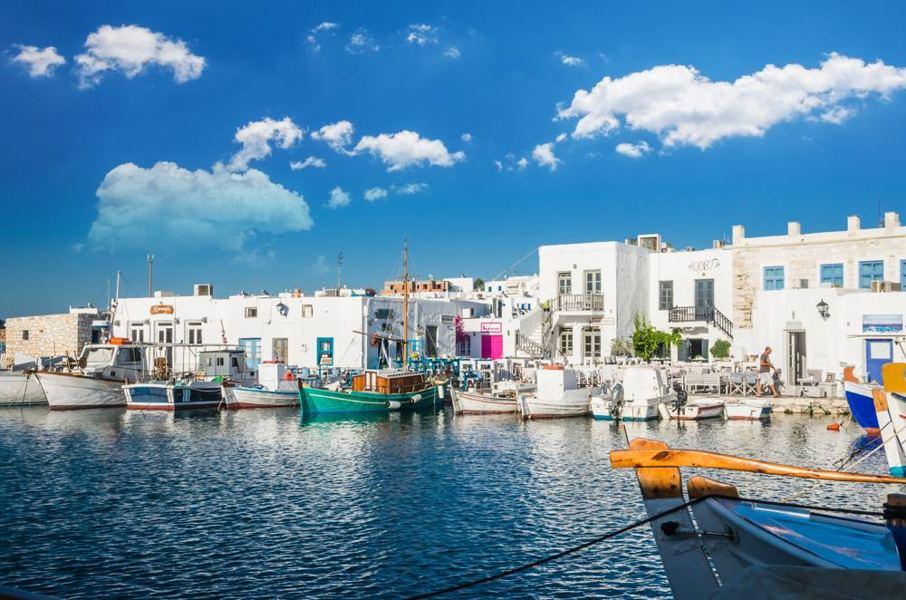 La belle île de Paros