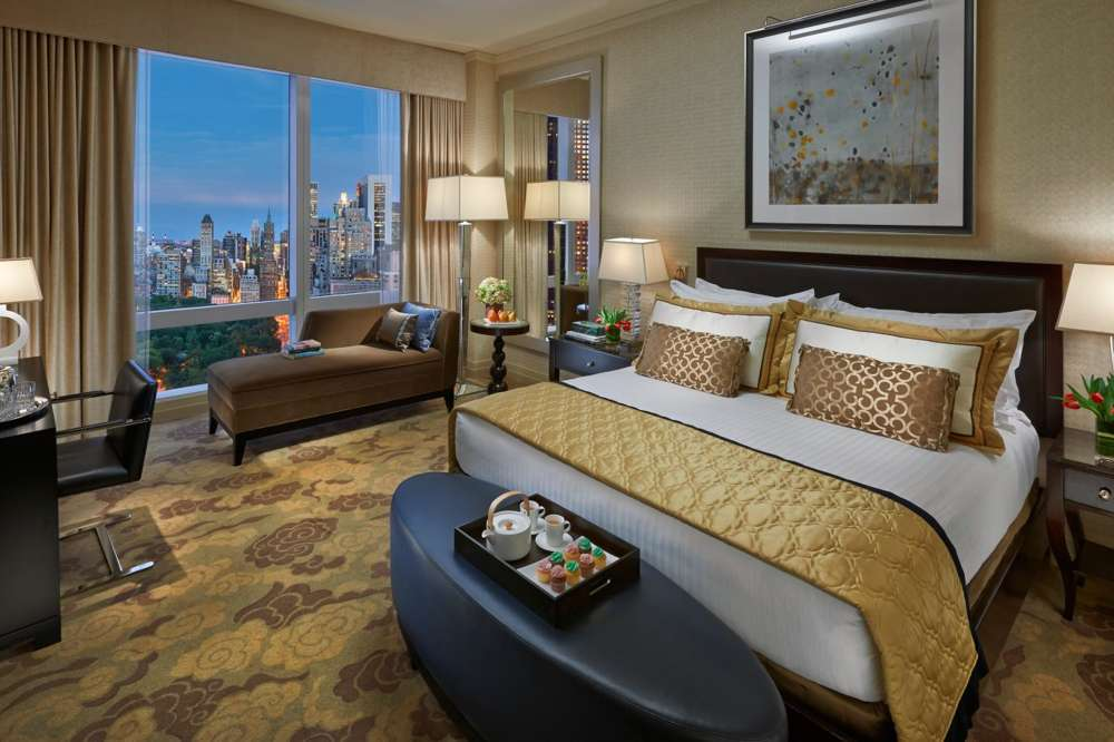 5 essentiels luxe New York