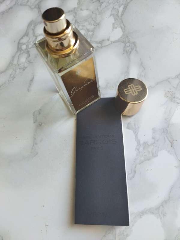 Ganymède parfum de Marc Antoine Barrois