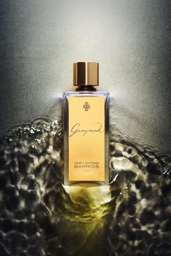 Visuel du nouveau parfum de Marc Antoine Barrois