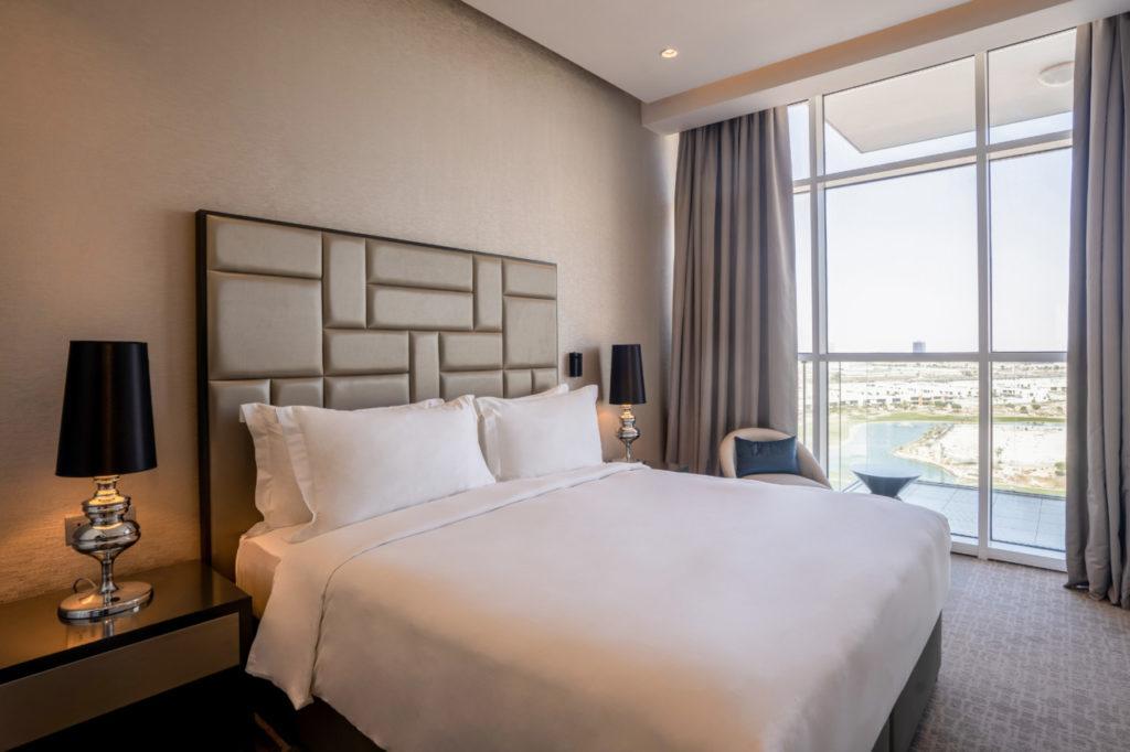 Chambre Radisson Hotel Dubai DAMAC Hills